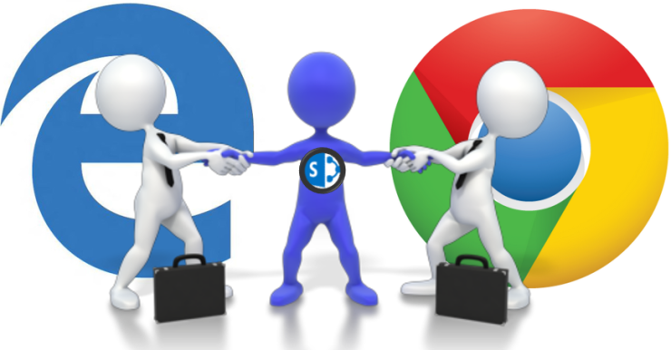 SharePoint Browser Wars Chrome vs. Edge