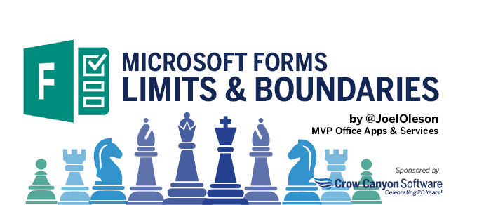 Getting Started Guidelines to Microsoft Forms Limits and Boundaries