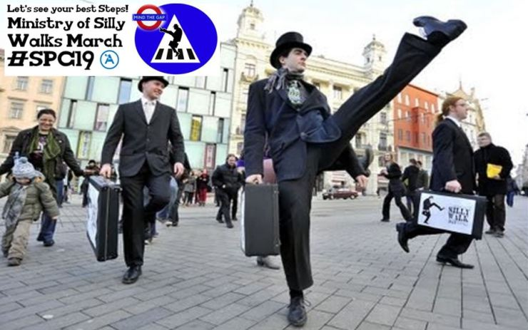 Silly Walks Featured Photo