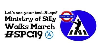 silly walks spc